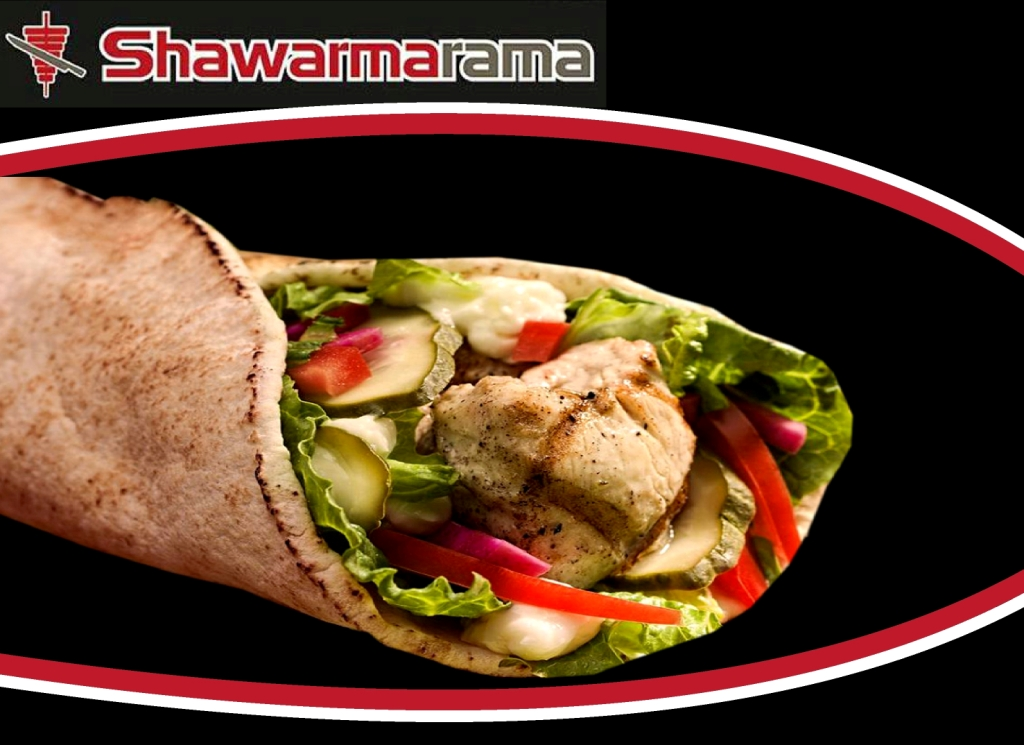 Chicken Shishtawook Wrap